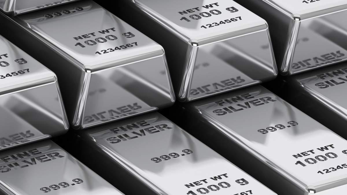 Серебро подорожало до максимума в 2020: сколько стоит металл