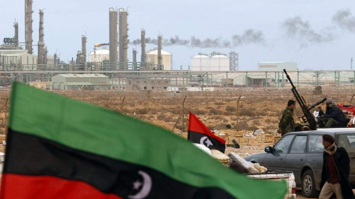 Експорт нафти у Лівії 2020: країна звинувачує ОАЕ у зупинці експорту