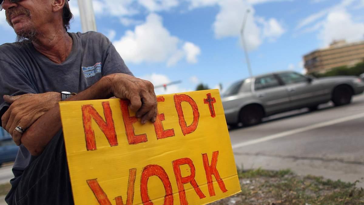 Безработица в США 2020 падает: выходит ли страна из кризиса - 24 Канал