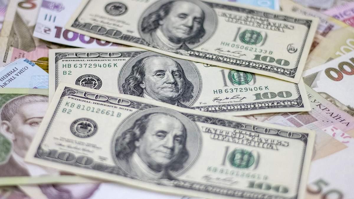 Курс долара, євро – курс валют НБУ на 21 липня 2020