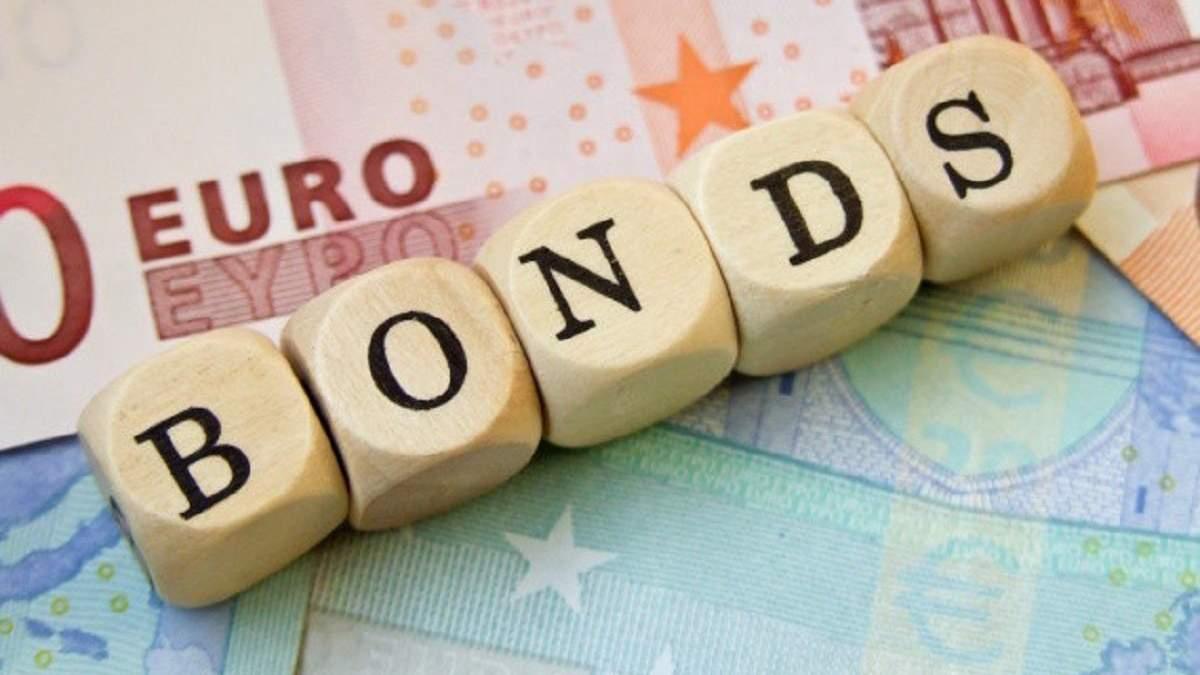 Украина со второй попытки продала евробонды на 2 миллиарда долларов