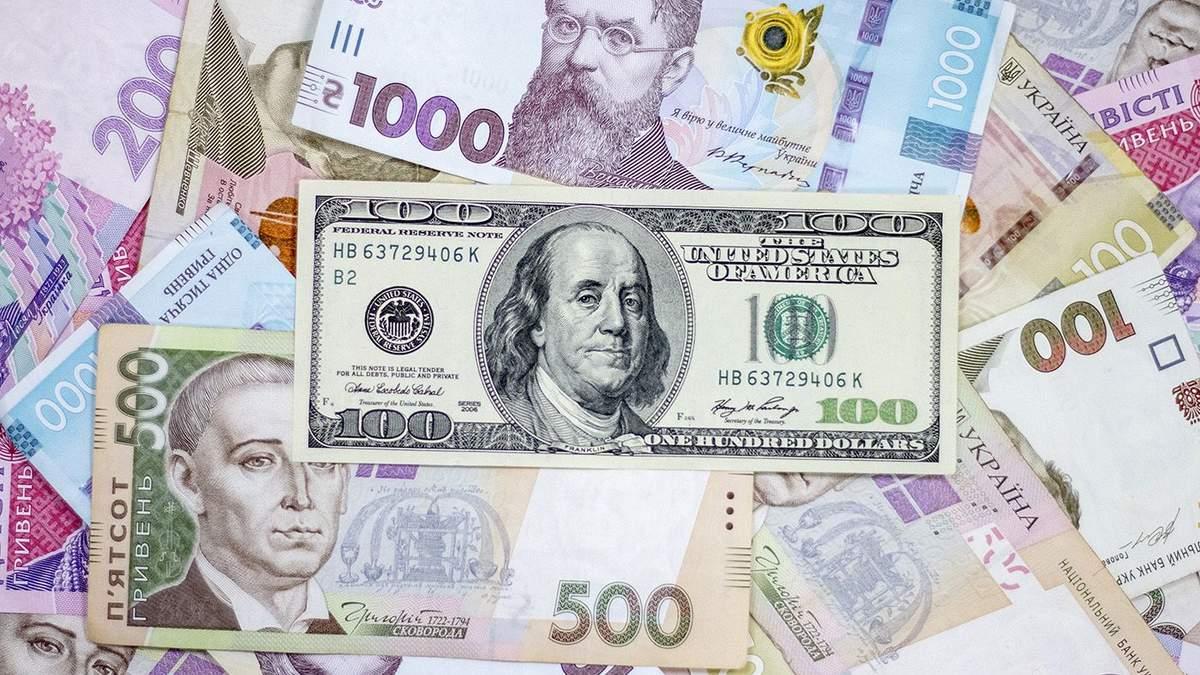 Курс долара, євро – курс валют НБУ на 31 липня 2020