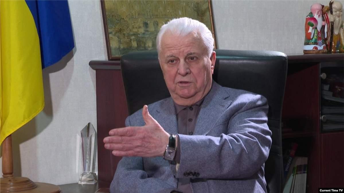 Свободная экономическая зона – один из компромиссов для Донбасса: Кравчук о решении войны