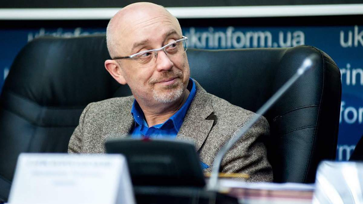 Олексій Резніков. Прем'єр-міністр з питань реінтеграції тимчасово окупованих територій України