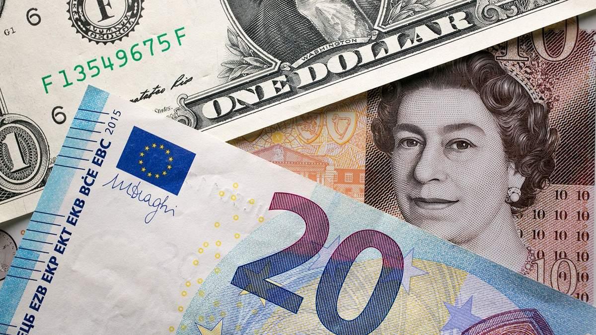 Готівковий курс валют 7 серпня: гривня дорожчає перед вихідними