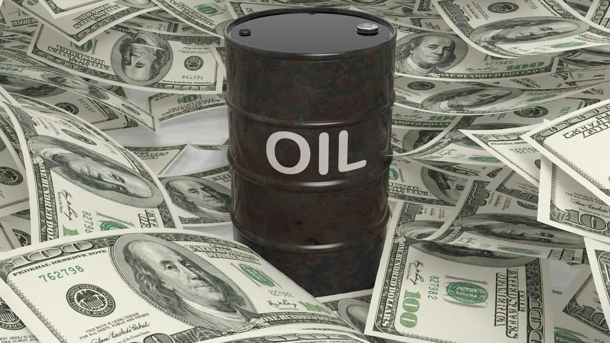 Ціна нафти 6 серпня 2020: росте через слабкий долар