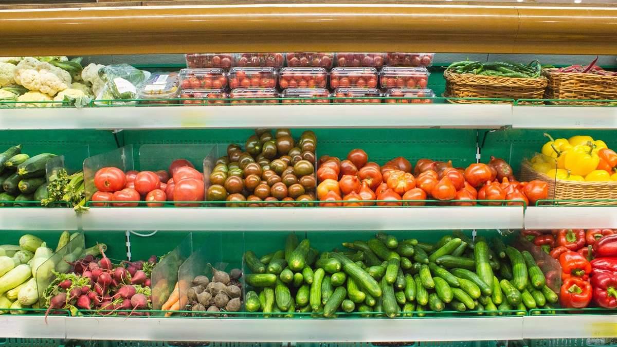 Продовольственные товары дорожают