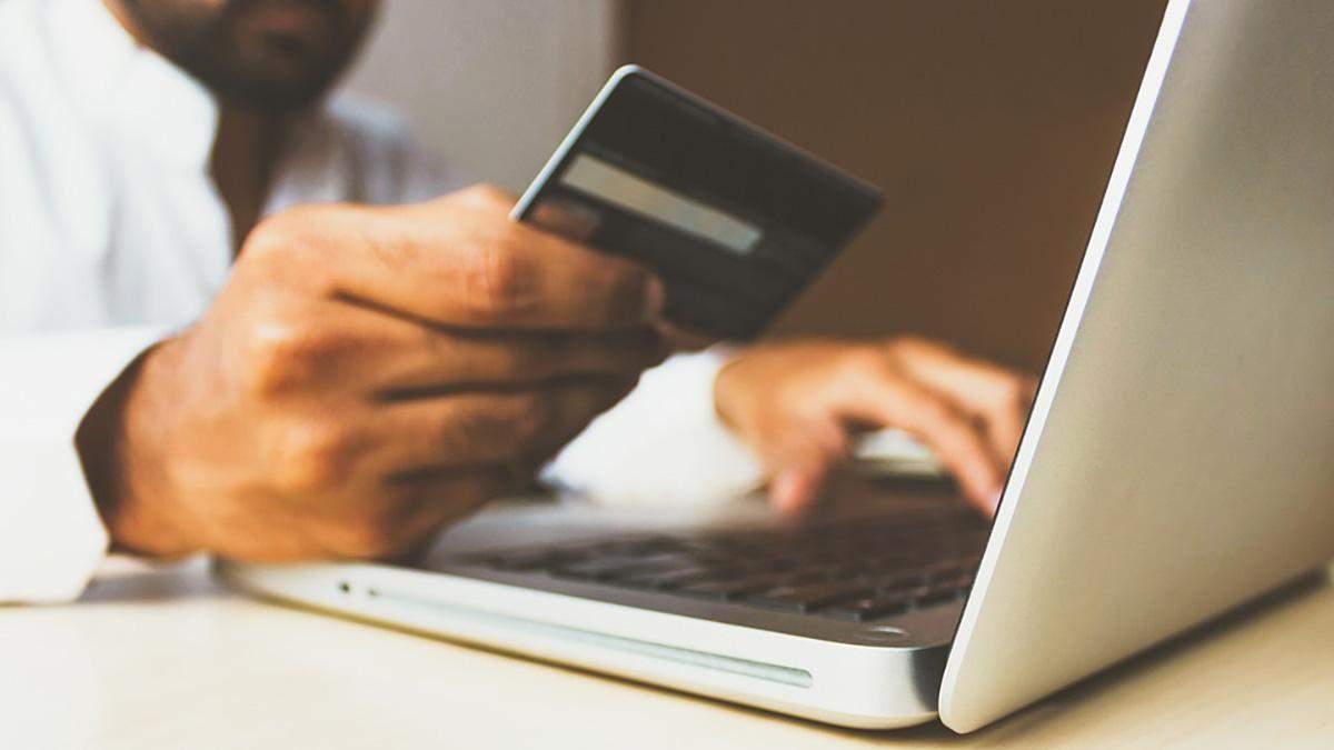 Скільки магазинів приймають платіжні картки