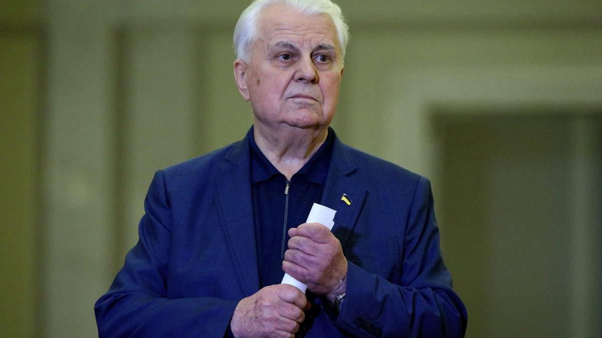 Кравчук сказав, коли на Донбасі створять вільну економічну зону