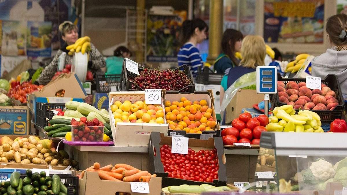 В Україні почали знижуватися споживчі ціни