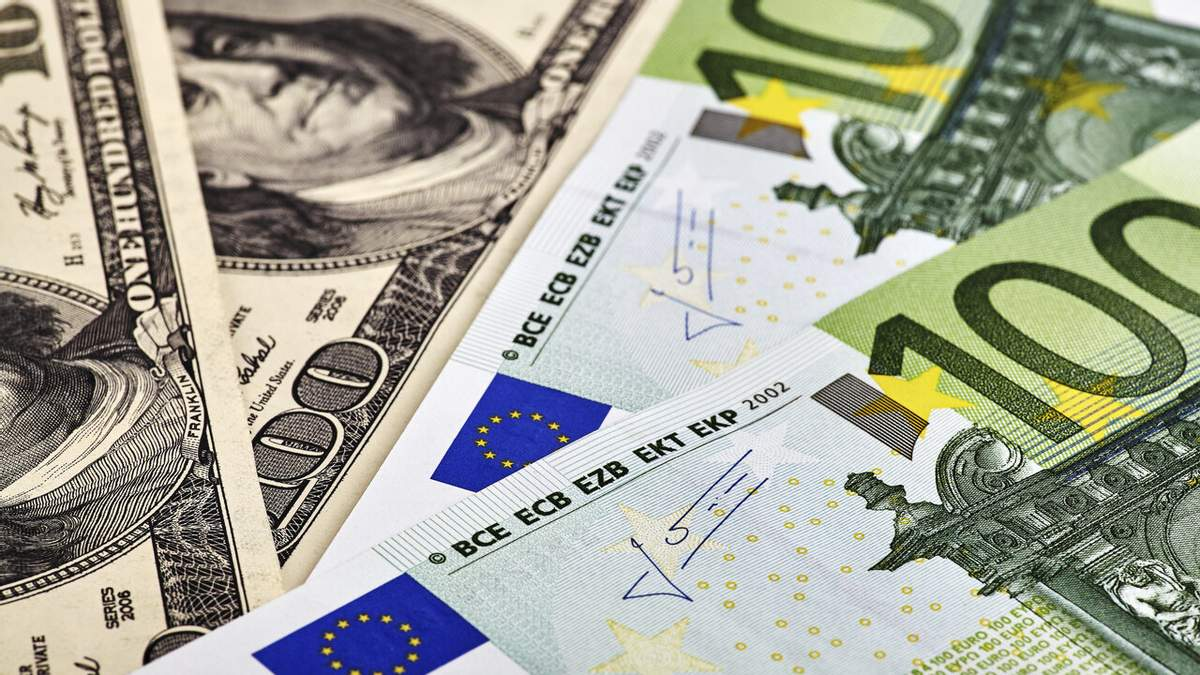 Євро чи долар 2020, що краще: чому євро росте, а долар падає