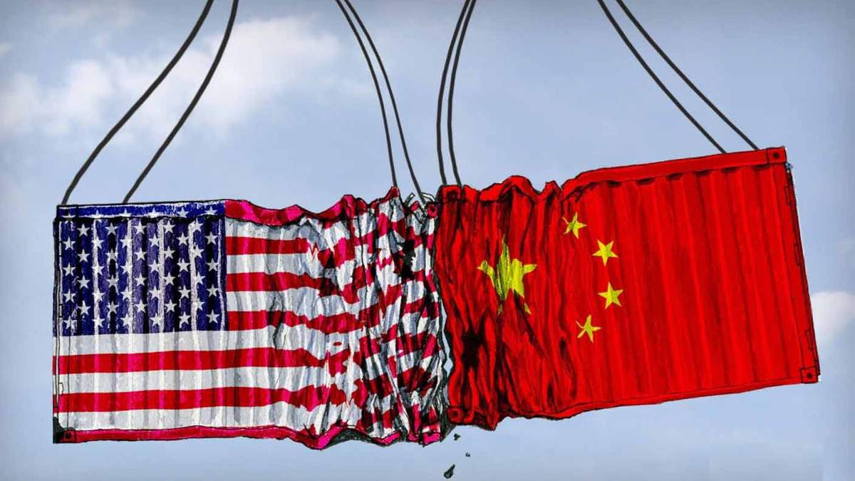Китай могут отрезать от доллара: отношения с США ухудшились