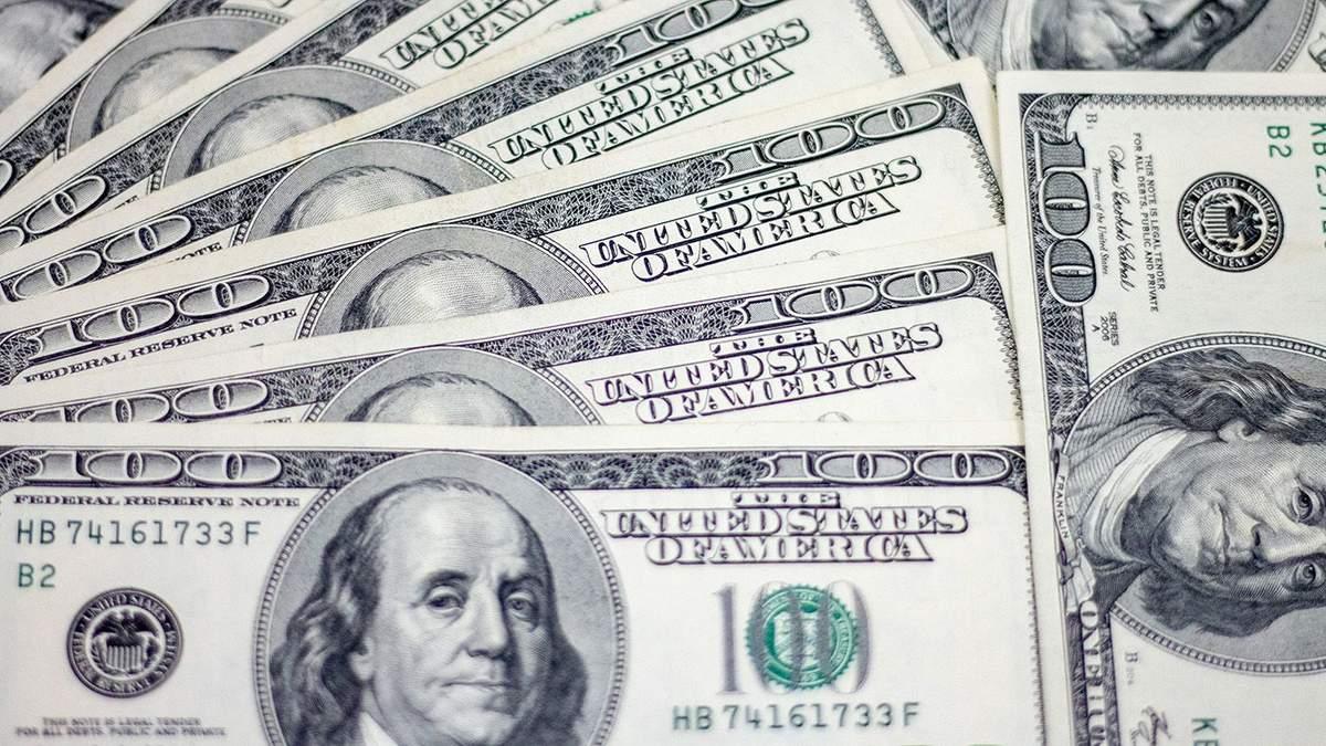 Наличный курс валют 13 августа: доллар снова падает