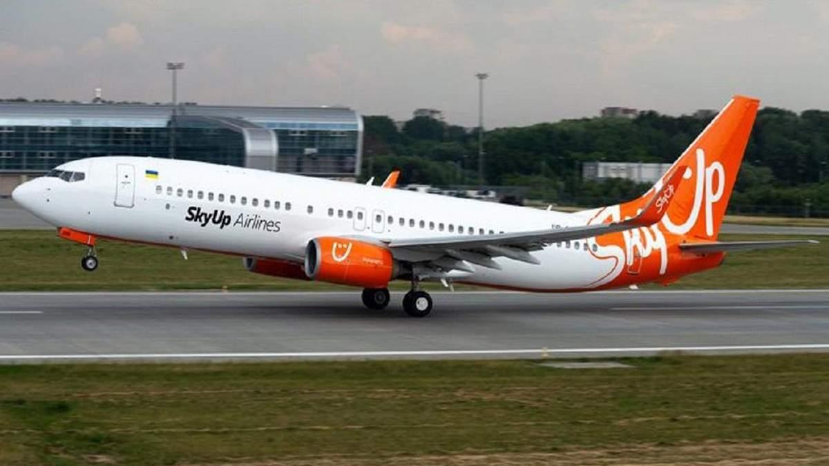 SkyUp може відкрити нові маршрути в Азію та Африку, список країн