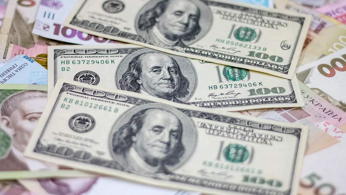Курс долара, євро – курс валют НБУ на 25 серпня 2020
