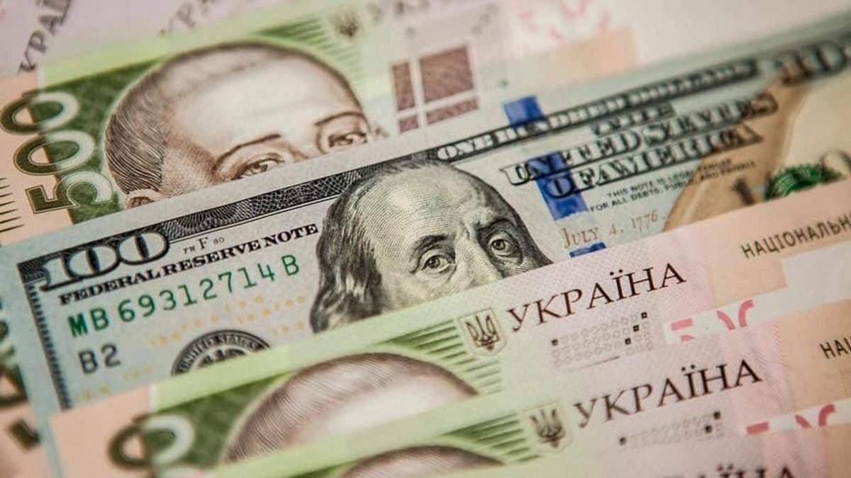 Яким буде курс долара й інфляція: Мінекономіки покращило очікування на 2020 рік