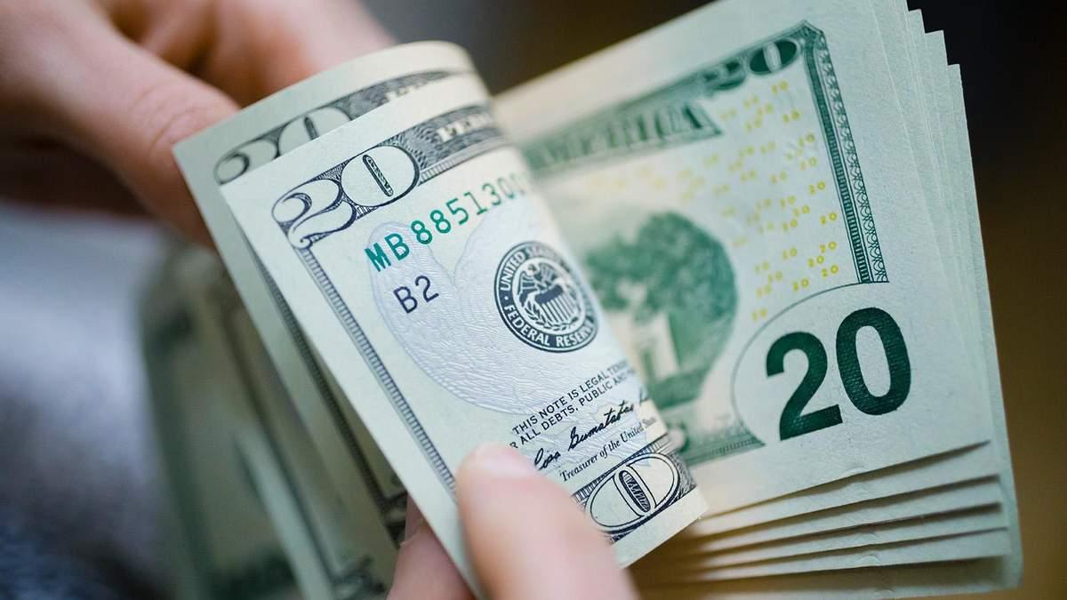 Наличный курс валют 27 августа: гривна начинает дешеветь
