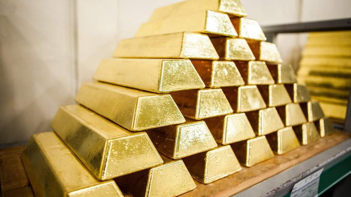Золото почало дешевшати – ціна золота 27 серпня 2020 року