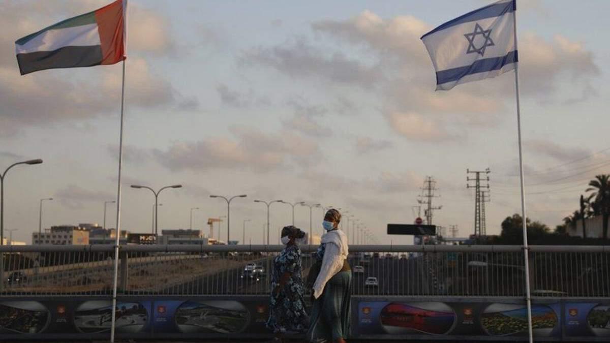 Объединенные Арабские Эмираты отменили экономический бойкот Израиля