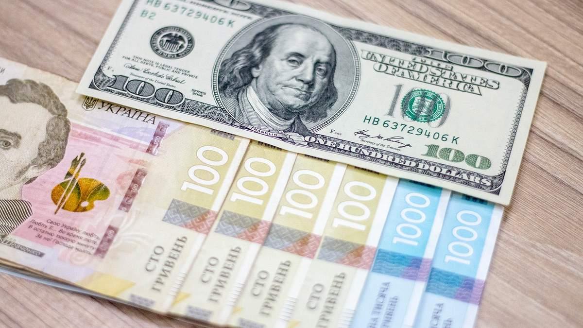 Наличный курс валют 31 августа: гривна снова дешевеет
