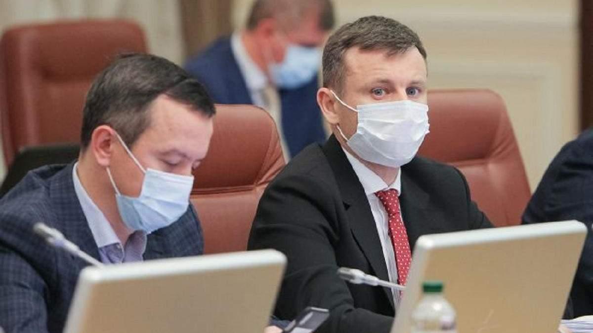 """У """"Слузі народу"""" розповіли про претензії до міністрів економіки і фінансів: реакція Петрашка"""