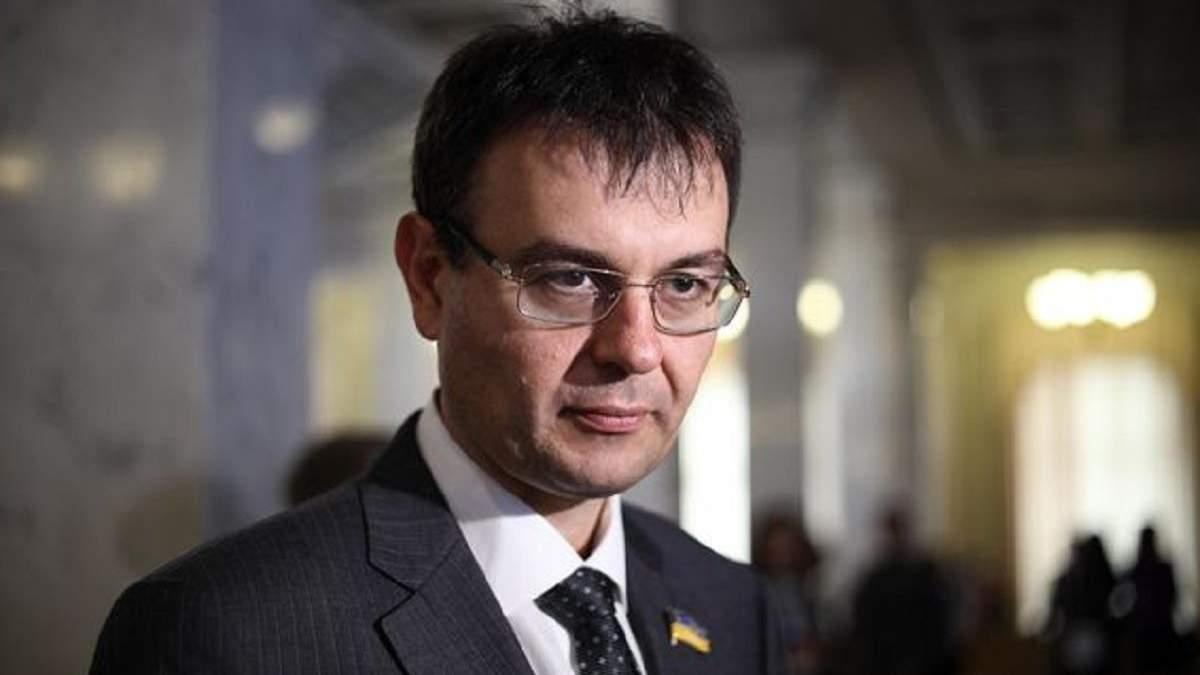 Веде незрозумілу політику, – Гетманцев заявив, що Мінфін не консультувався з Радою щодо бюджету
