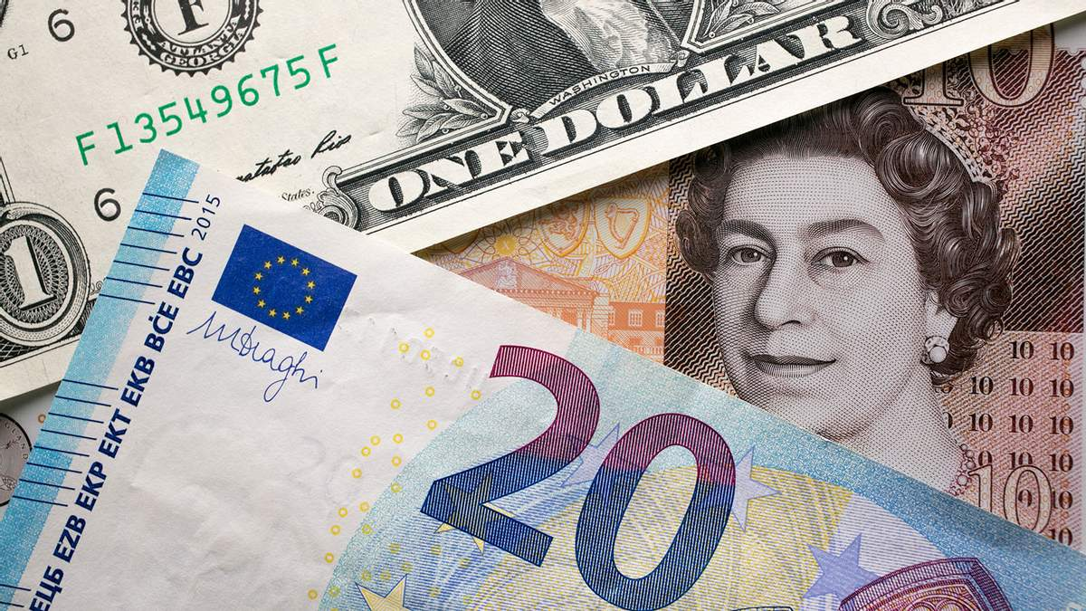 Наличный курс евро, доллара на 25 сентября 2020 – курс валют