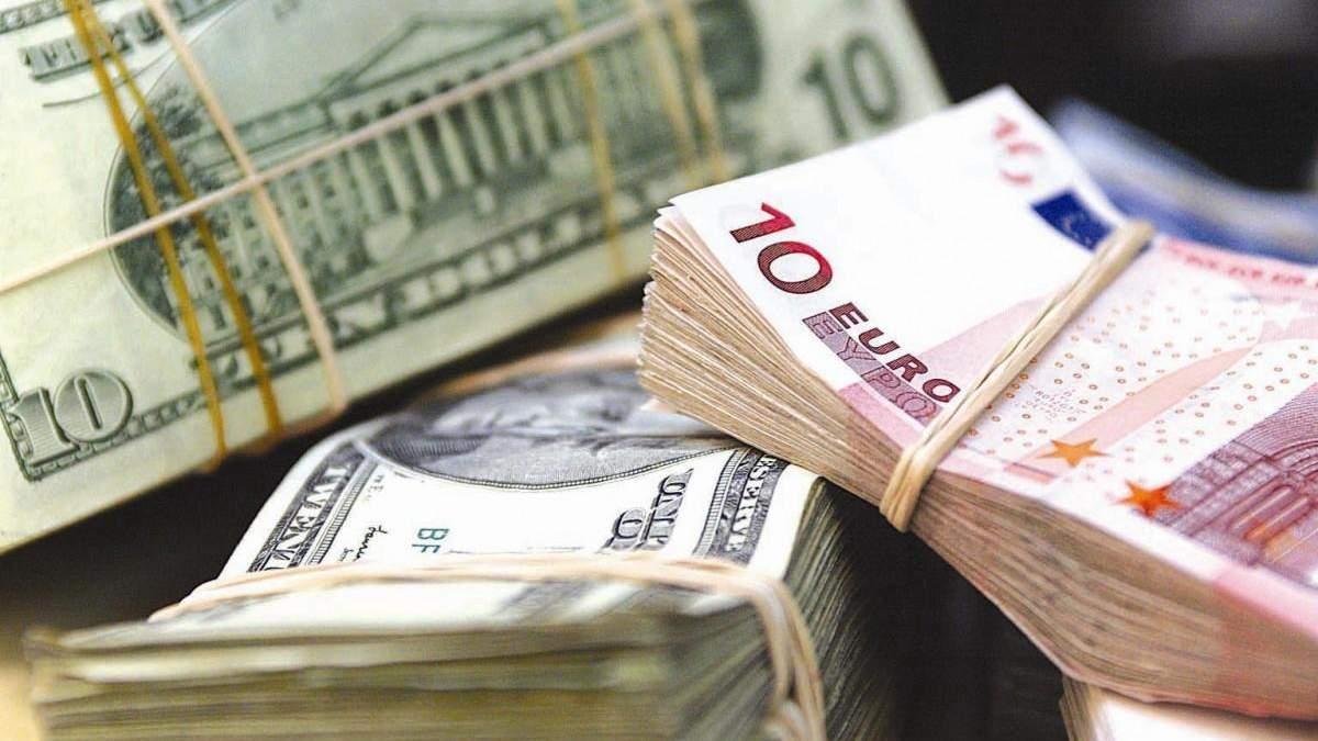 Готівковий курс євро, долара на 28 вересня 2020 – курс валют