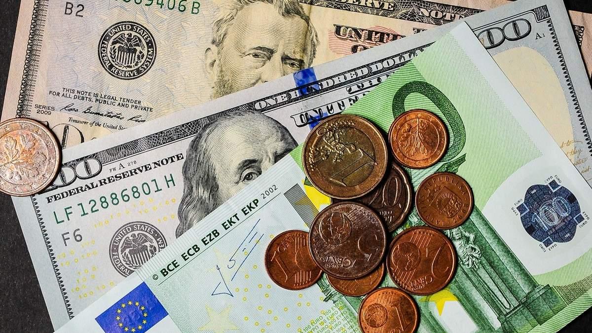 Готівковий курс євро, долара на 5 жовтня 2020 – курс валют