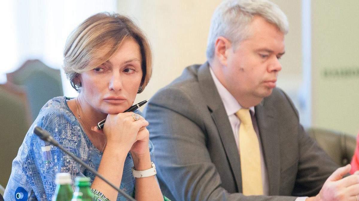 Почему Рожковой и Сологубу НБУ объявил недоверие и выговор