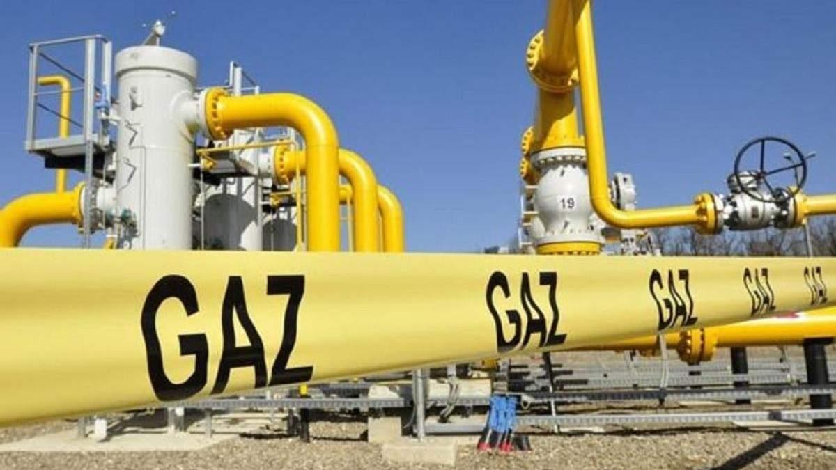Імпорт газу з Євросоюзу до України досяг рекордного за 5 років рівня