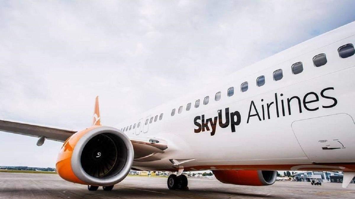 SkyUp запускає рейси з Києва у Туреччину: куди та коли