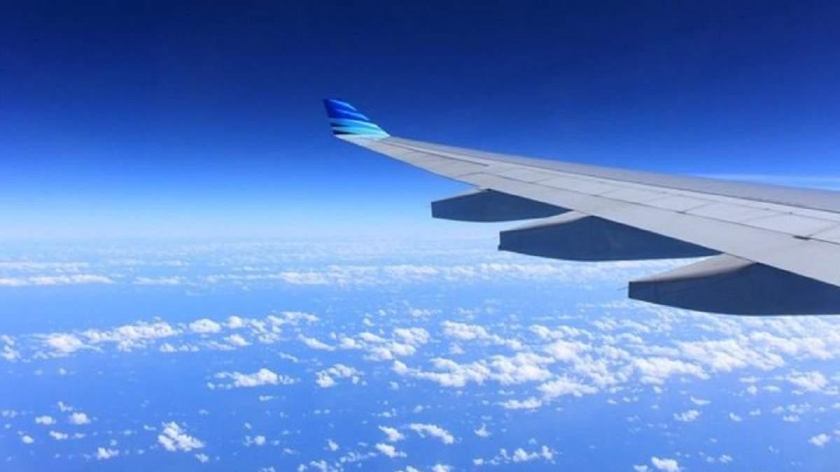 Пасажиропотік в аеропортах України від початку 2020 відчутно знизився: статистика