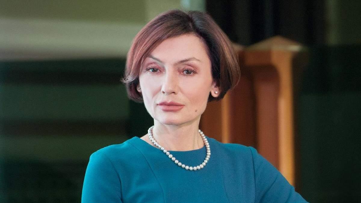 Екатерину Рожкову могут уволить из НБУ