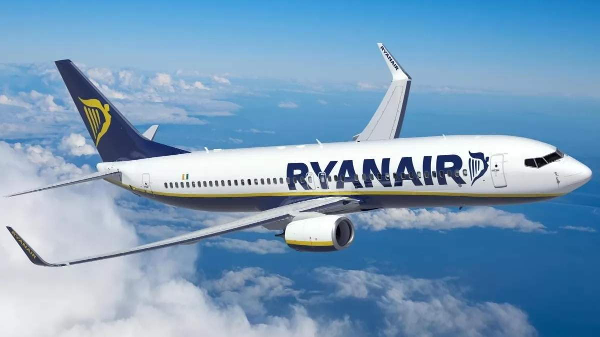 Бронювання рейсів Ryanair падають: яке рішення прийняв лоукостер