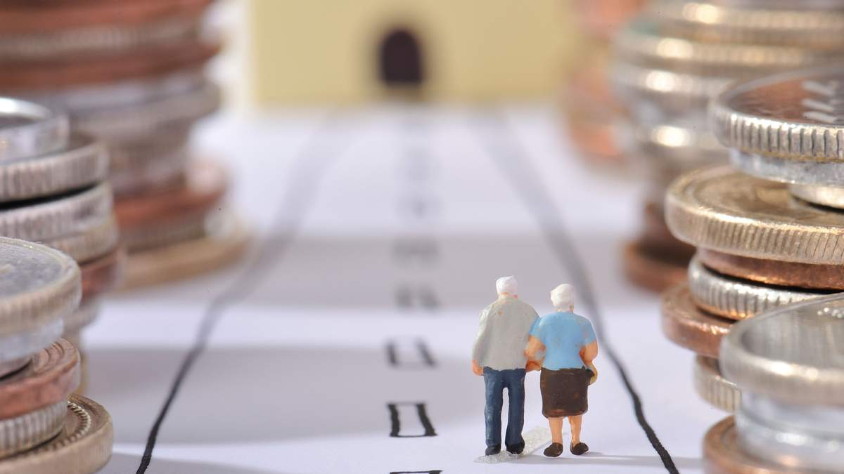 Пенсії - чому українцям не треба надіятися на пенсію - 24 Канал