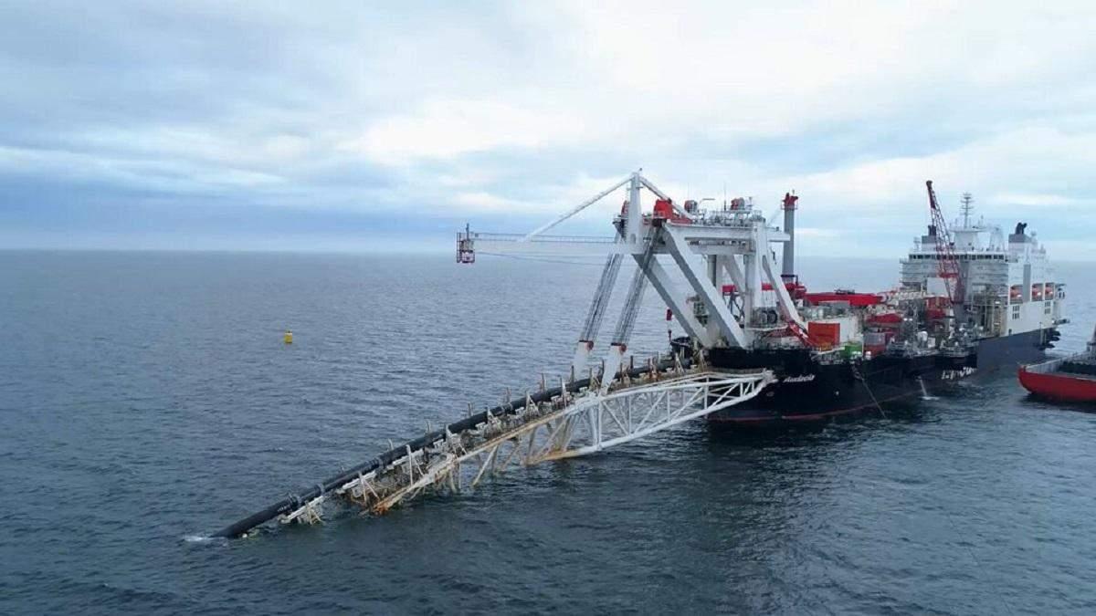 Санкції США проти Північного потоку-2 зачеплять 12 країн: список