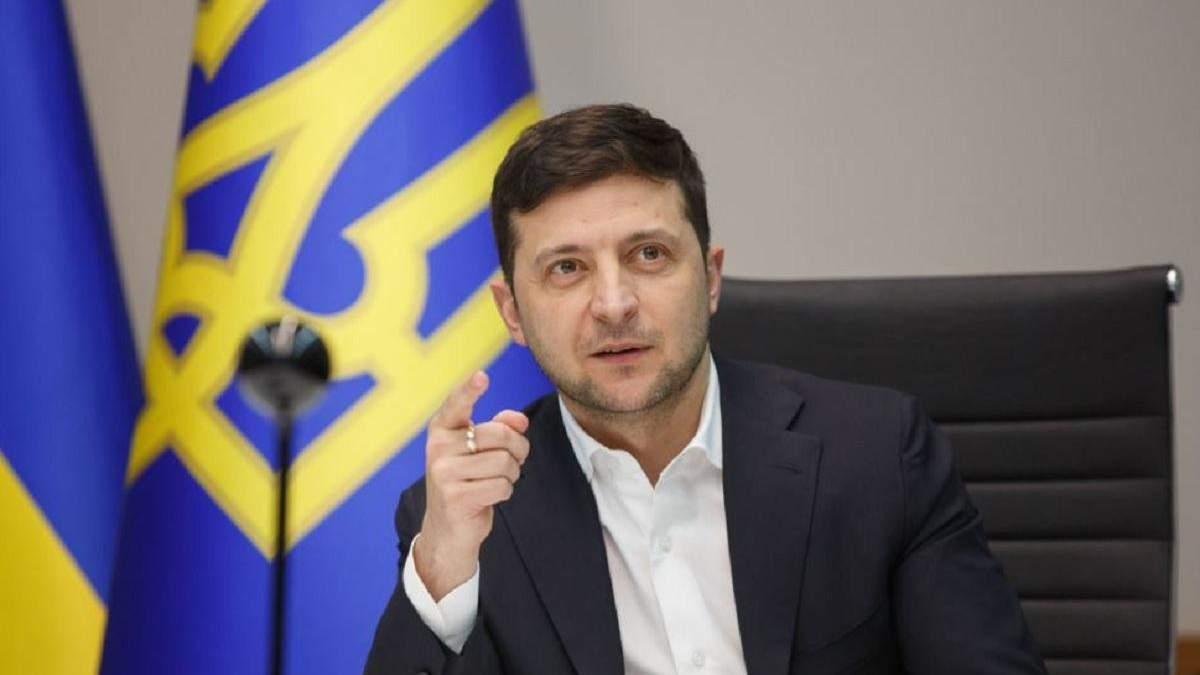 Зеленский прокомментировал накопительную пенсионную систему