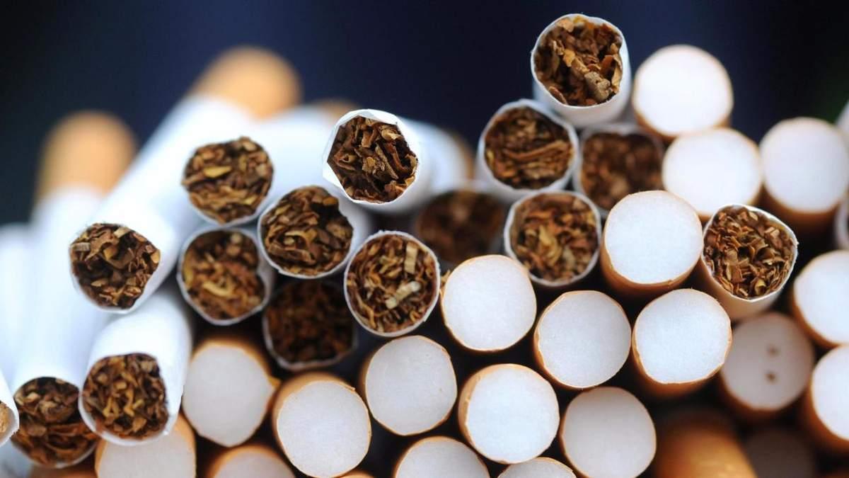 Для Украины истекает срок для урегулирования конфликта с международными табачными компаниями
