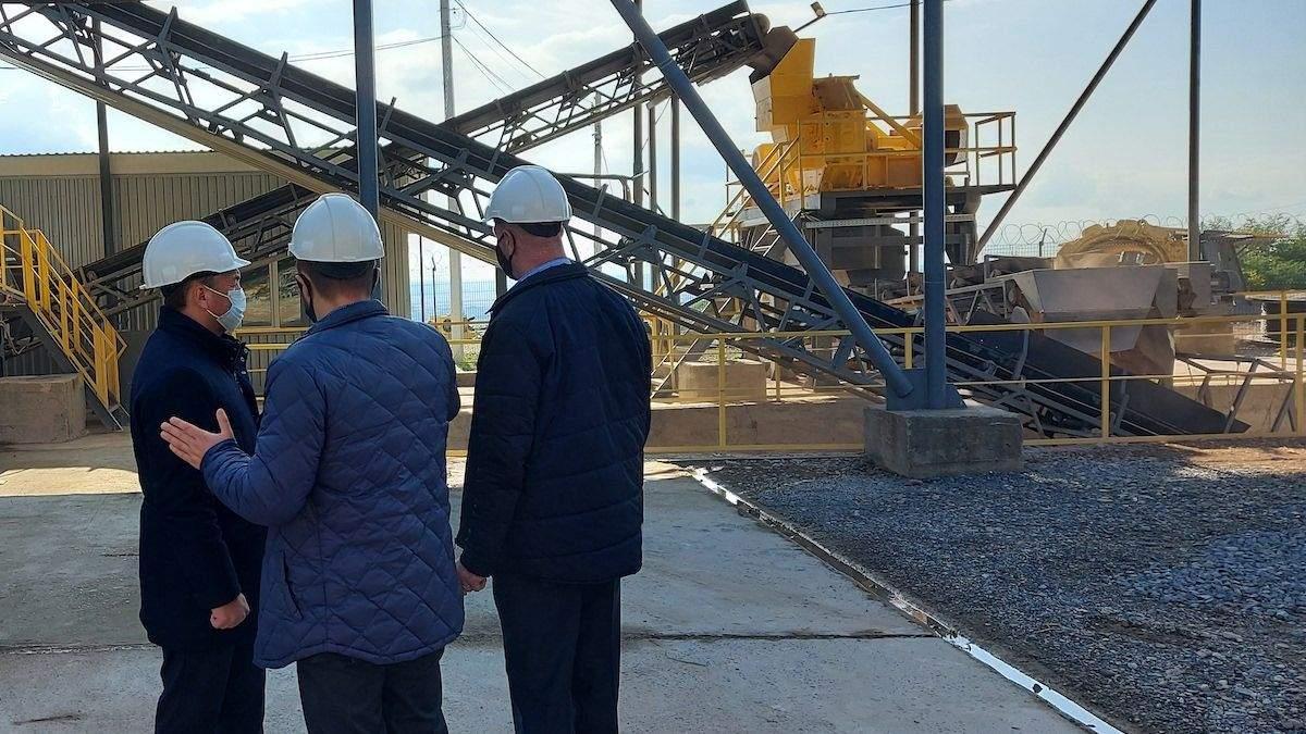 В Україні відновили видобування золота після паузи у 15 років
