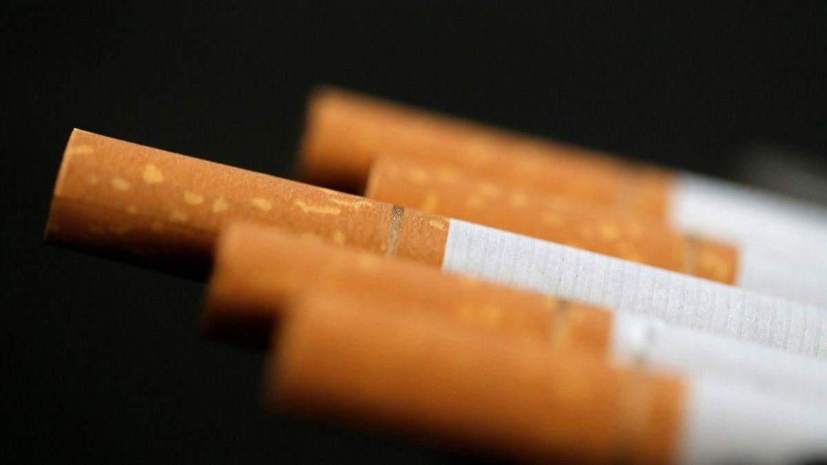Табачный рынок