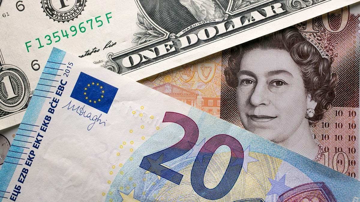 Готівковий курс євро, долара на 28 жовтня 2020 – курс валют