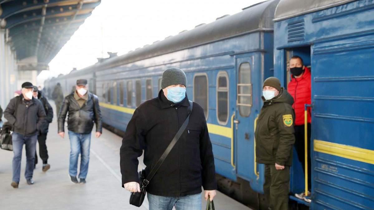Укрзализныця приостановила продажу билетов из Ужгорода и еще ряда станций: перечень