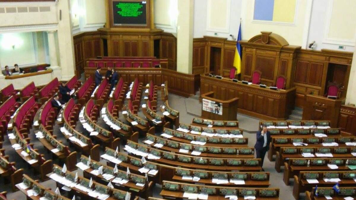 Рада провалила голосование за отсрочку кассовых аппаратов для ФЛП
