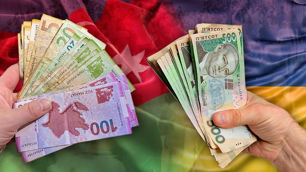 Зарплата в Азербайджані, пенсії, ВВП у 2020 на фоні з Україною
