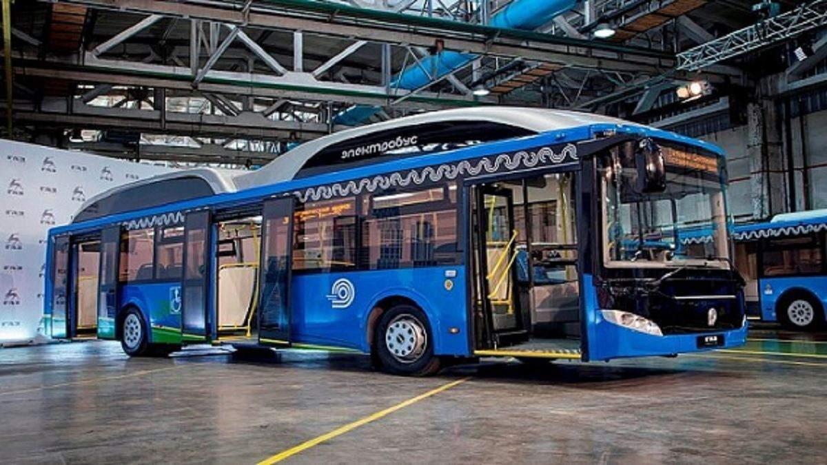 Громадський транспорт планують замінити на електричний до 2030