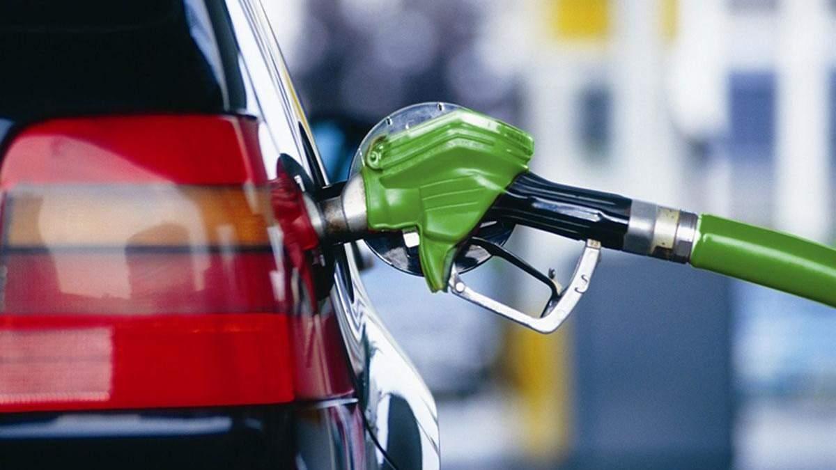 Цены на бензин на АЗС Украины: новые цены ноября 2020