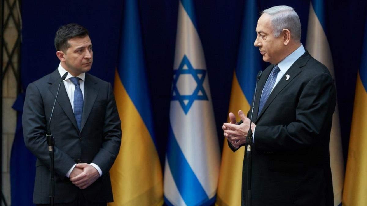 Зона свободной торговли между Украиной и Израилем: реакция Нетаньяху