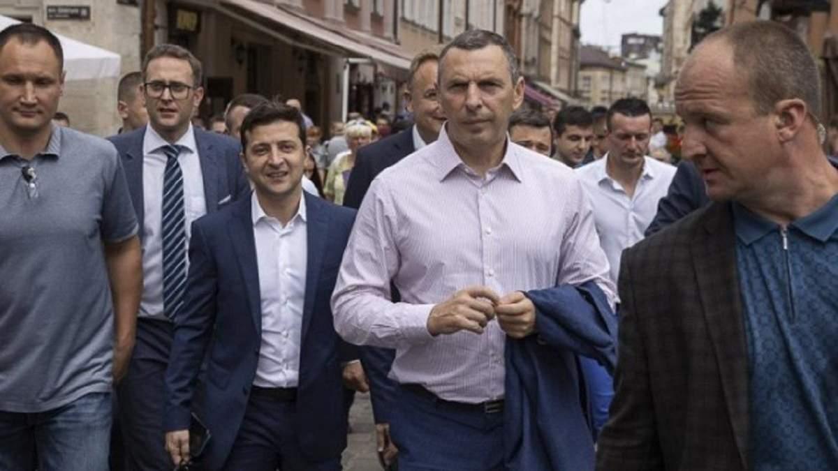 Сергій Шефір від ОПУ курував призначення керівництва Енергоатому