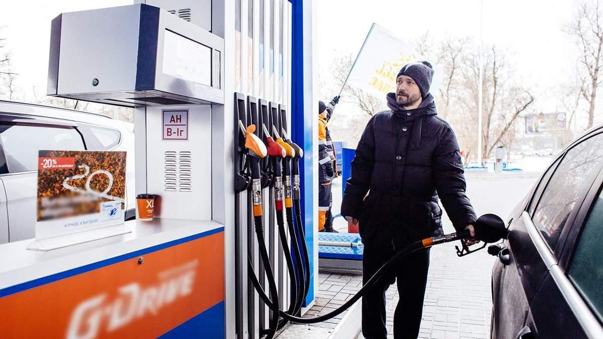 Цена на бензин Marshal, БРСМ-Нафта, KLO, MOTTO выросла: новые цены